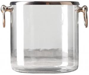 Ведро для льда ручной работы Vintage 18X18X18 CM