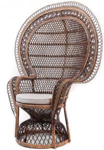 Кресло из ротанга Peacock 70X70X150 CM