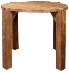 Стол из тика Sono 100X100X78 CM
