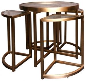 Столики вспомогательные Antic 60X60X55 CM