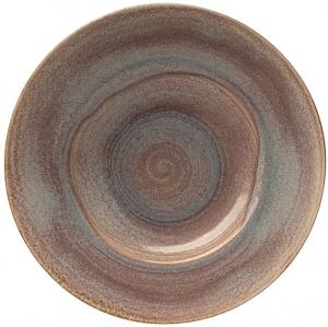 Тарелка глубокая из костяного фарфора E.C.O. Ø27 CM