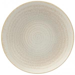 Тарелка из костяного фарфора E.C.O. Ø21 CM