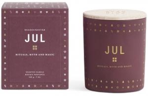 Свеча ароматическая Jul время горения 45 часов