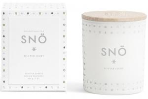 Свеча ароматическая SNO время горения 45 часов