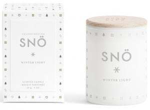 Свеча ароматическая SNO время горения 16 часов