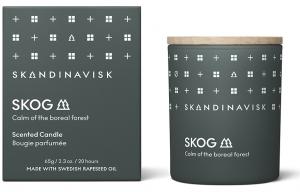 Свеча ароматическая Skog 16 часов горения