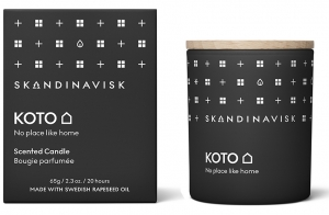 Свеча ароматическая Koto 16 часов горения