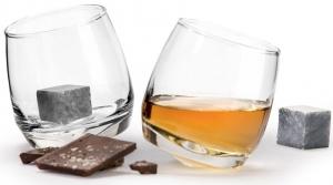Два стакана и кубики для охлаждения Club 200 ml
