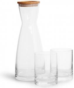 Набор для напитков Nature 1 L / 280 ml / 280 ml