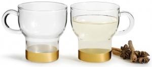Две чашки для глинтвейна Winter 250 ml