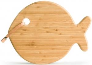 Доска сервировочная Fish Kitchen 32X23 CM