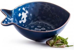 Блюдо Blue Fish 15X11X5 CM