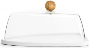 Доска для сыра с крышкой Nature 25X16X13 CM