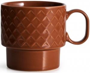 Кружка чайная Coffee & More 400 ml