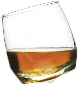 Набор из шести стаканов для виски Club 200 ml с круглым дном