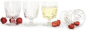Набор из четырёх стаканов для пикника Picknick 300 ml