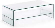 Стеклянный столик Burano 110X55C35 CM