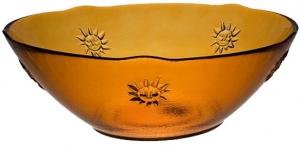 Чаша Sol Ø25 CM оранжевая