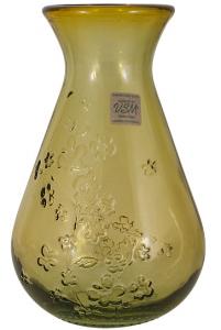 Ваза Citron Breeze 12X12X20 CM коричневый цвет