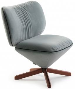 Кресло Tortuga Mini 77X60X81 CM серое