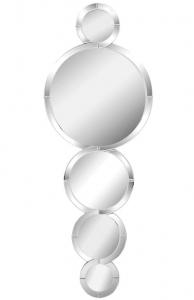 Зеркальное панно Mercury 44X118 CM