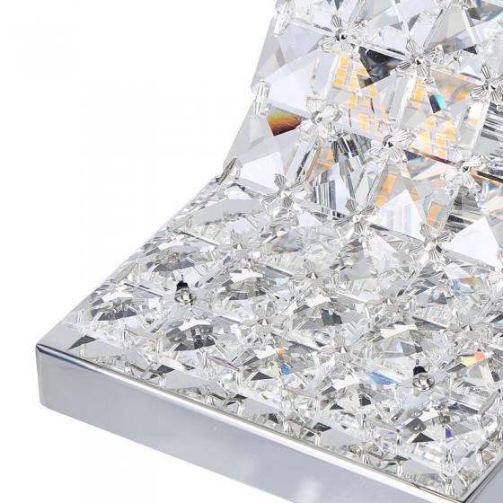 Бра из кристаллов гранёного стекла Onda 25X8X13 CM 4