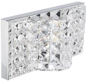 Бра из кристаллов гранёного стекла Onda 25X8X13 CM
