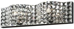 Бра из кристаллов гранёного стекла Onda 45X9X13 CM