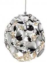 Подвесной светильник Narisa 18X18X22 CM хром