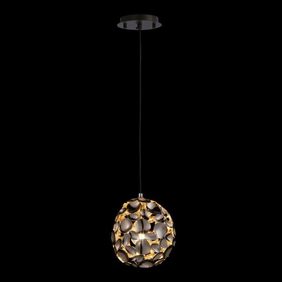 Подвесной светильник Narisa 18X18X22 CM цвета розового золота 4