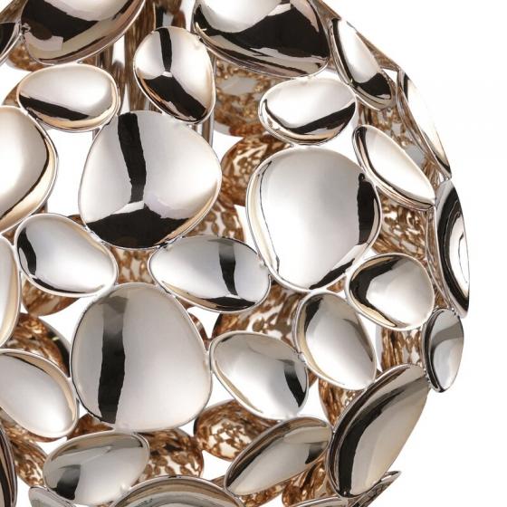Подвесной светильник Narisa 18X18X22 CM цвета розового золота 3