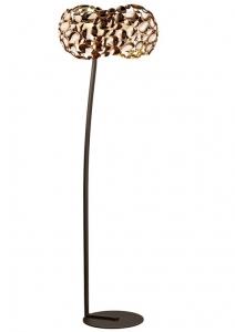 Торшер Narisa 47X47X167 CM цвета розового золота