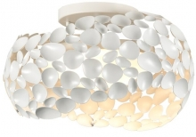 Потолочный светильник Narisa 46X46X28 CM белого цвета