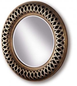 Зеркало круглое в ажурной раме Classic Ø112 CM