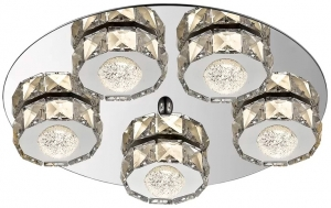 Потолочный светильник Suria 43X43X8 CM