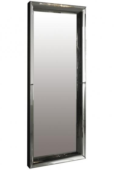 Зеркало в раме из изогнутого зеркала Irina 90X200 1