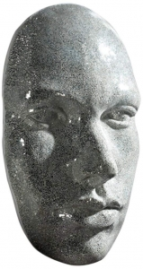 Декор маска из стеклопластика Faz 103X64X30 CM