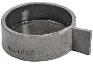 Малая чаша из керамического цемента FCK 11X11X3 CM