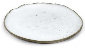Тарелка десертная из керамического цемента FCK Ø15 CM