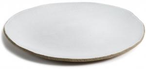 Сервировочная тарелка из керамического цемента FCK Ø40 CM