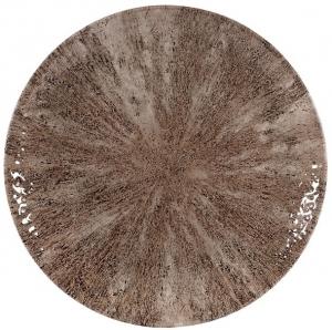 Тарелка Stone Ø26 CM Zircon Brown