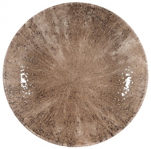 Тарелка Stone Ø22 CM Zircon Brown