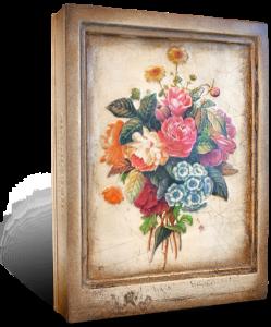 Плитка Memory Block Bouquet 15X20X3 CM