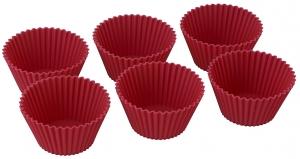 Набор силиконовых форм для приготовления кексов Cupcake