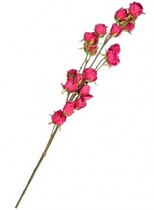Искусственная ветка Rose 18X18X104 CM
