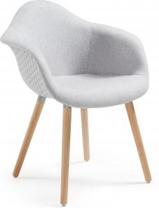 Кресло Kenna 62X61X81 CM светло серое