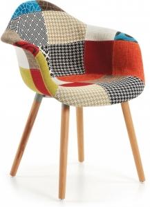 Кресло Kenna Patchwork 62X61X81 CM