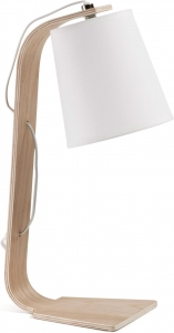 Настольная лампа Repcy 42X20X16 CM белая