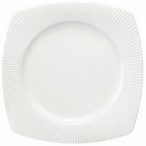 Тарелка квадратная Ginseng 26X26 CM