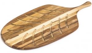 Доска для хлеба из тика Canoe 48X23 CM